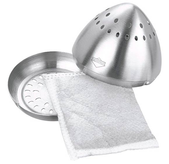Use absorbent odors