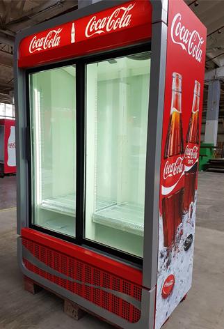 Восстановление холодильных шкафов